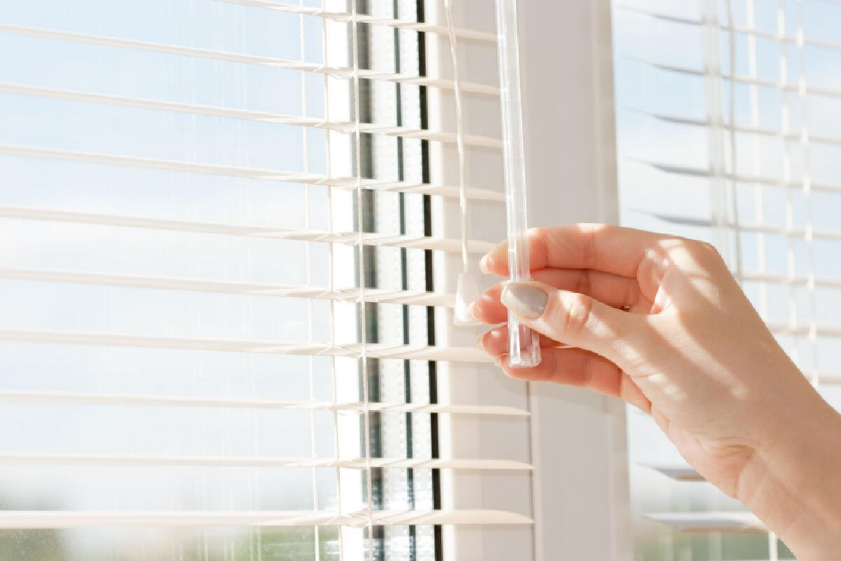 uPVC Window Blinds Glasgow