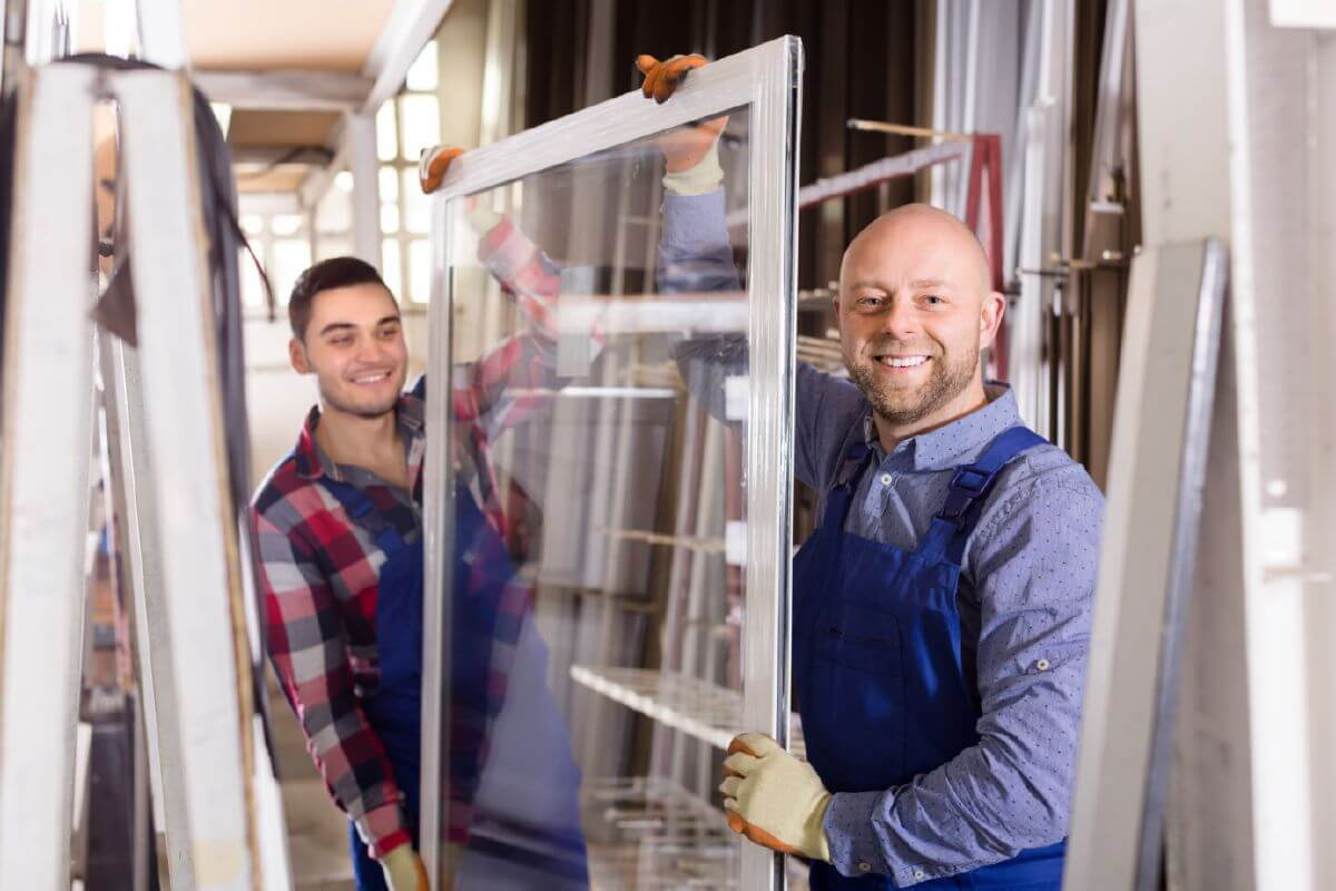uPVC Window Manufacturers Glasgow